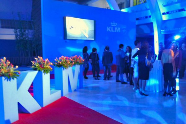 Escenario KLM
