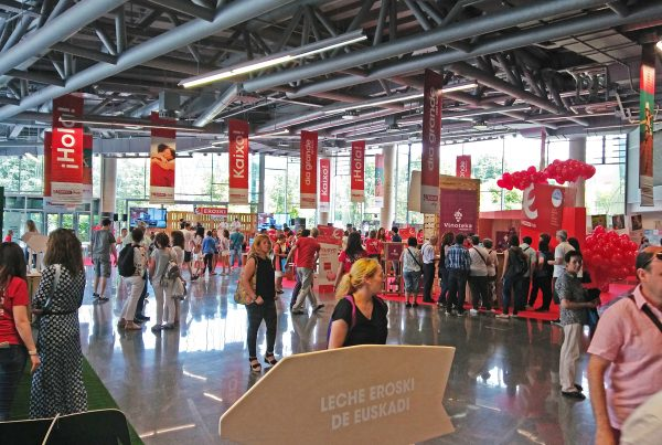 Evento Eroski Euskalduna