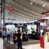 Stand de diseño Hoytom. Feria Control 2018. Stuttgart (Alemania)