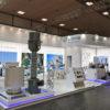 Stand de diseño Arteche. Hannover Messe 2018