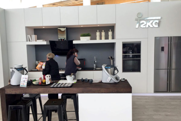Stand Teka. Evento Thermomix