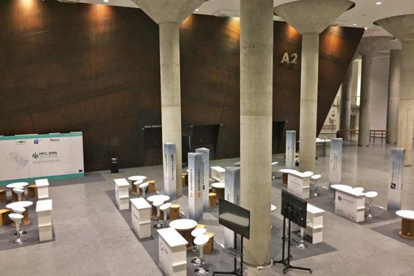 Conferencia Anual de Microfinanzas (MFC-EMN). Palacio Euskalduna Bilbao