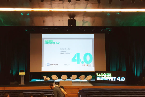 Basque Industry 4.0 2018