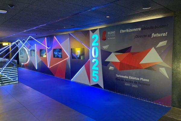 Plan de Acción Turismo 2019-2025. En Azkuna Zentroa