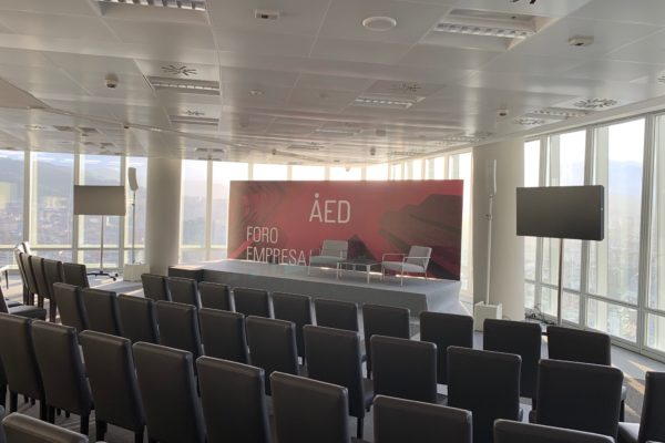 Foro Empresa AED. Torre Iberdrola